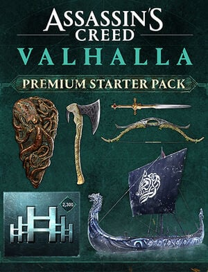 Assassin's Creed Valhalla - Premium Starter Pack, , large