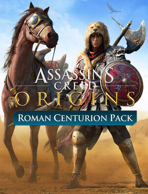 Assassin's Creed® Origins - RÖMISCHER ZENTURIO-PAKET, , large