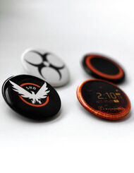 The Division -  Badges Collection, , large