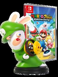 Mario + Rabbids Kingdom Battle - Luigi Bundle, , large