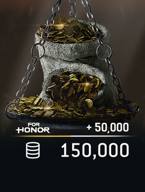 FOR HONOR™ 150,000 강철 크레디트 팩, , large