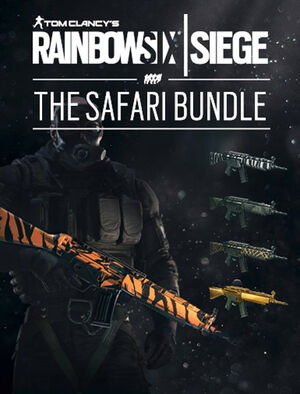 Tom Clancy's Rainbow Six® Siege - Safaribundel - DLC, , large