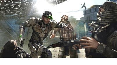 Tom Clancy's Splinter Cell Blacklist, , large