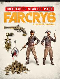 Far Cry 6 - Starter PackBox Art
