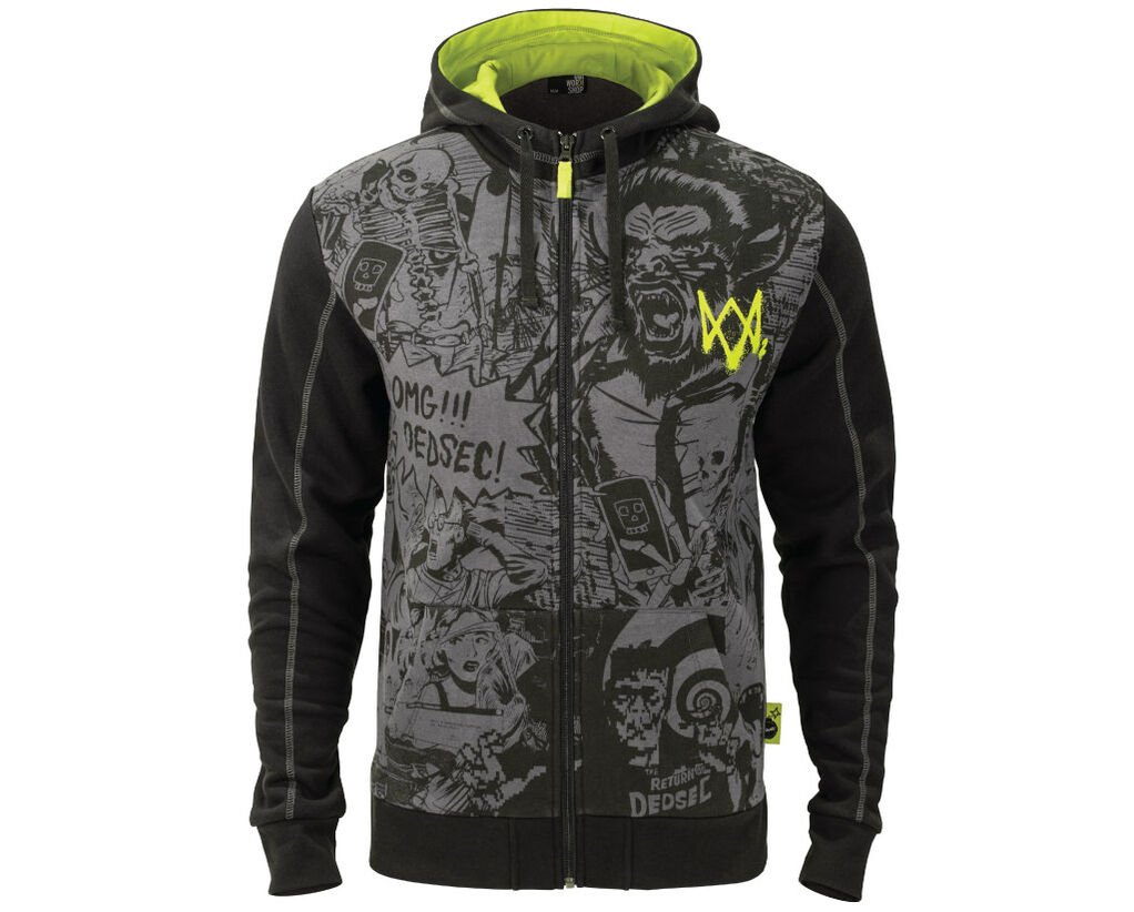 Where To Buy Dedsec Clothes In Watch Dogs