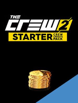 The Crew 2 Starter-Crew-Credits-Paket, , large
