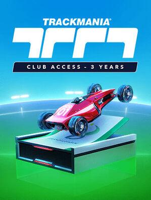Trackmania Club Access 3 Years