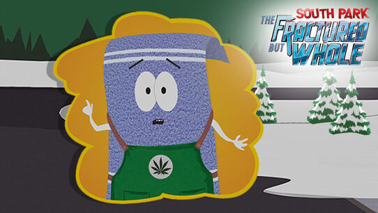 South Park Fractured But Whole - Towelie Your Gaming Bud, , large