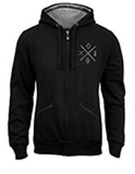 Six Siege - Official Team Hoodie - Black, , large