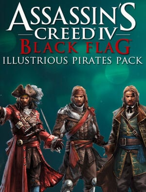 Assassin's Creed IV Black Flag - Illustrious Pirates Pack DLC, , large