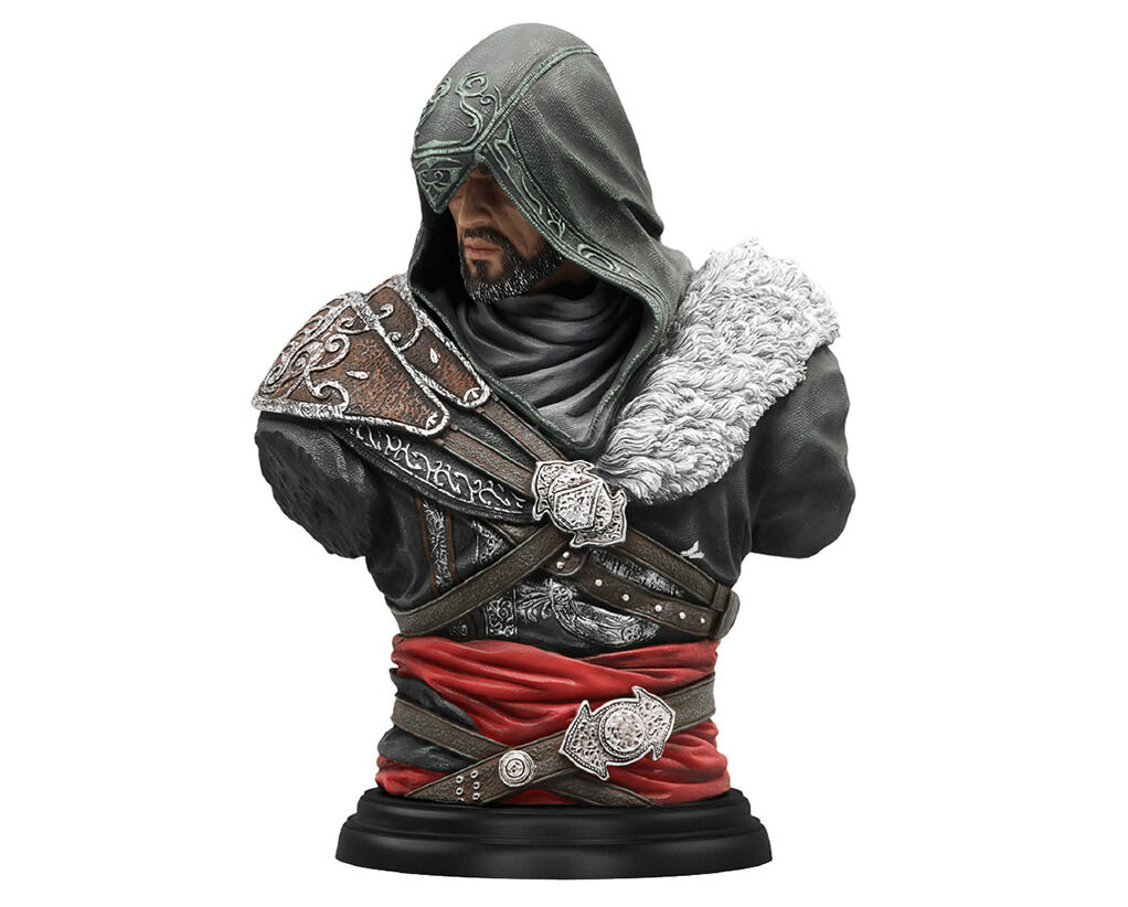 Assassin's Creed | Legacy Collection - Ezio Mentor Bust ...