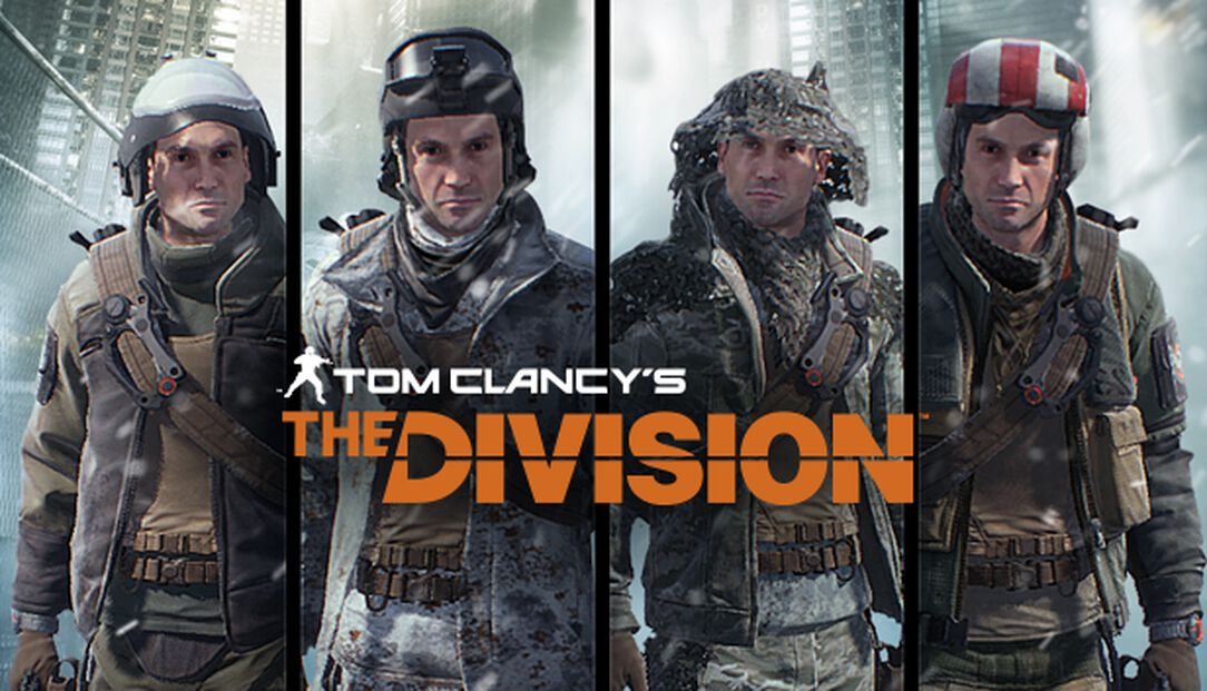 Tom Clancy S The Division Military Specialists Outfits