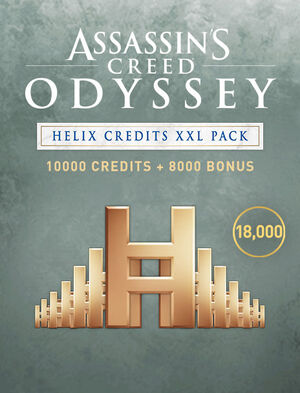 Assassin's Creed® Odyssey - HELIX CREDITS XXL PACK, , large