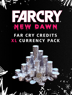 Far Cry New Dawn Credit Packs - XL, , large