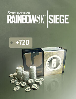 Tom Clancy's Rainbow Six® Siege: 4920 크레디트, , large