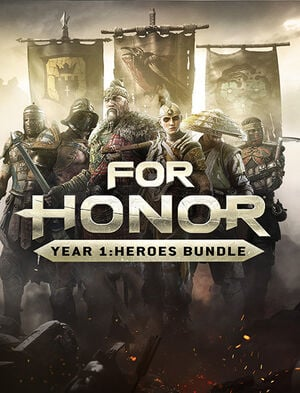 For Honor - Year 1: Heroes Bundle, , large