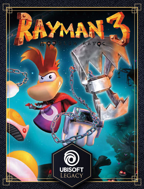 rayman 3 hoodlum havoc pc