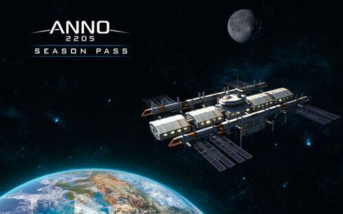 Anno 2205 Season Pass, , large