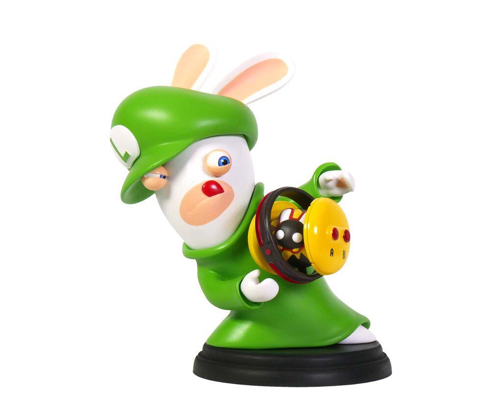 Luigi 6 Quot Figurine Mario Rabbids Kingdom Battle Ubi
