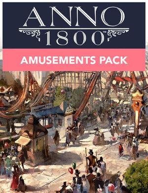 Anno 1800 แพ็ก Amusements, , large