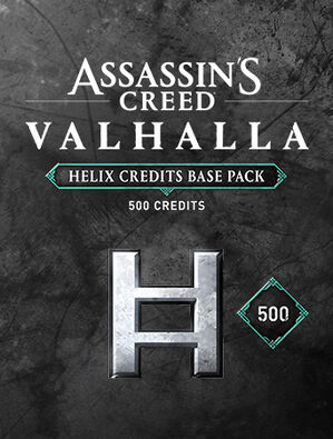 Assassin's Creed Valhalla - Helix Credits Base Pack (500), , large