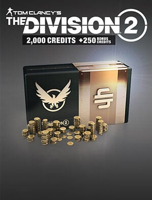 Tom Clancy's The Division 2 – 2250 Premium Credits Pack, , large