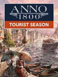 Anno 1800 Tourist Season Box Art