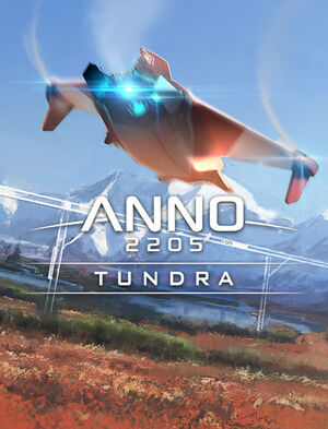 Anno 2205 Tundra DLC, , large