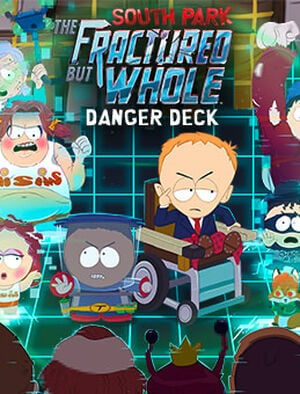 South Park: The Fractured but Whole « Danger Deck » DLC (英語版), , large