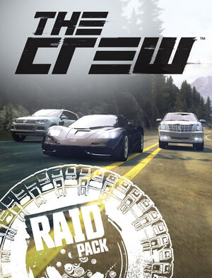 The Crew™- Raid Car Pack (DLC), , large