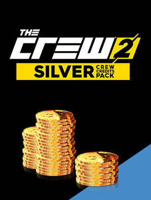 The Crew 2 Zilveren crewcreditspack, , large