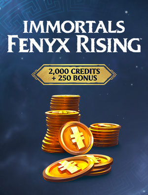 Набор кредитов Immortals Fenyx Rising (2250 кредитов), , large
