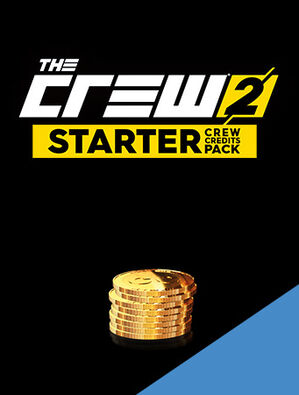 The Crew 2 Starter crewcreditspack, , large