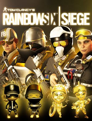 tom clancys rainbow six siege - the safari bundle dlc