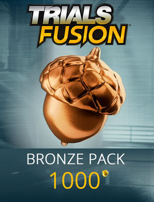 Trials Fusion - Currency Pack - Bronzepaket - DLC, , large