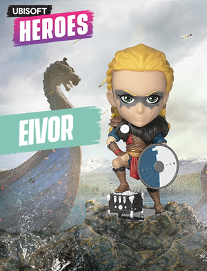 Heroes collection Eivor Female
