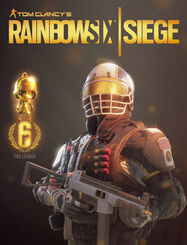 Tom Clancy's Rainbow Six® Siege: Pro League Castle Set, , large
