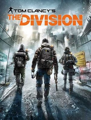 PC DVD The Division
