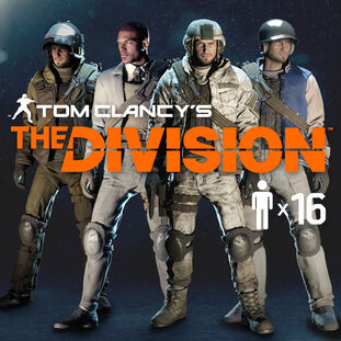 Tom Clancy's The Division™ - Streets of New York Outfit Pack, , large