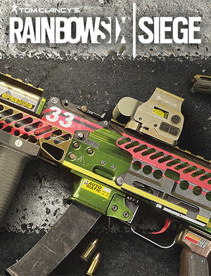 Tom Clancy's Rainbow Six Siege - Russian Racer Pack, , large