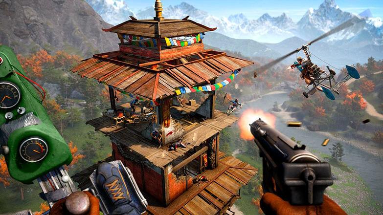 Far Cry 4 Season Pass Dlc Expansion Ubisoft Official Store