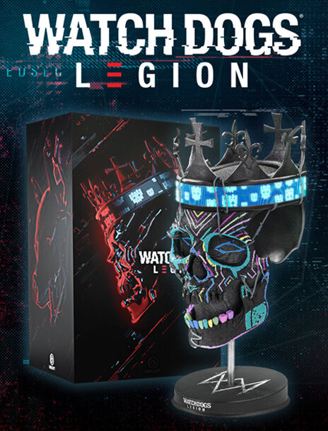 Watch Dogs Legion Collectors Edition Xbox One