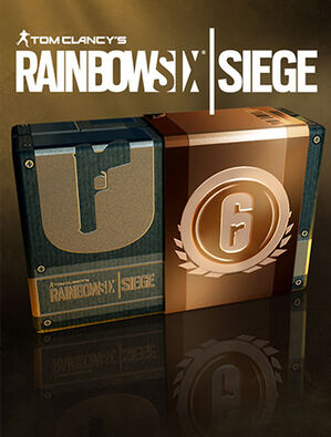 Tom Clancy's Rainbow Six® Siege: 600 Rainbow Six 크레디트, , large