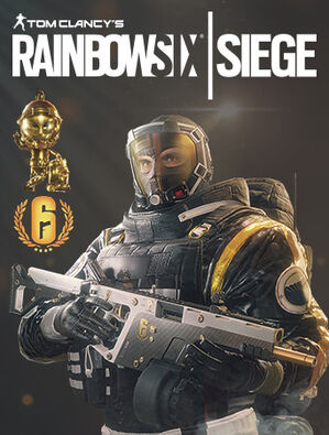 Tom Clancy's Rainbow Six Siege : Pro League Lion-set, , large