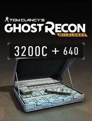Tom Clancy's Ghost Recon® Wildlands - 3840 CREDITS, , large