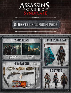Assassin's Creed® Syndicate® -Streets of London Pack - DLC, , large