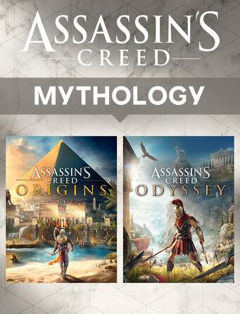 Assassin's Creed Mythology Pack, , large
