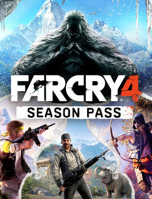 Far Cry 4 Season Pass, , large