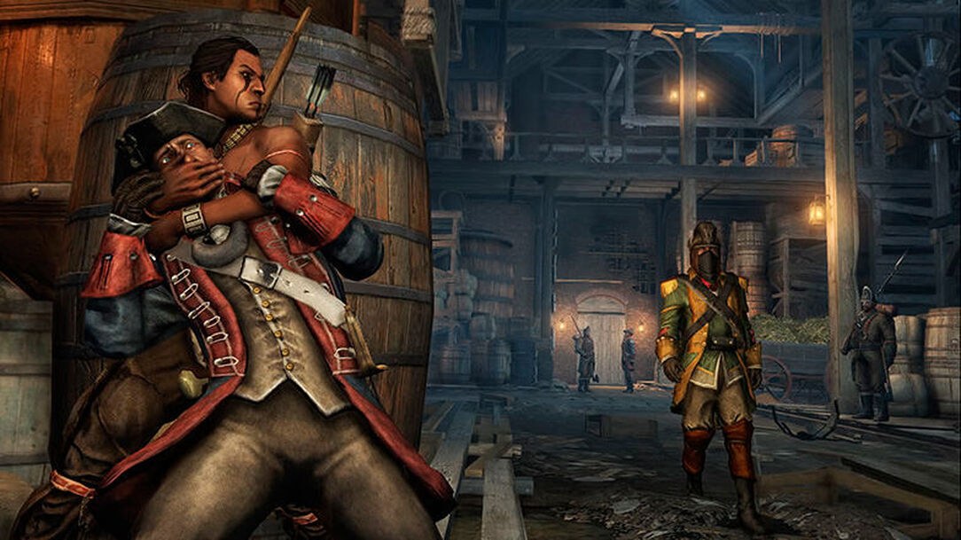 Game trainers: assassin's creed 3 v1. 06 (+5 trainer) [grizzly.