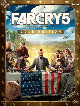 Far Cry 5 International Ubisoft